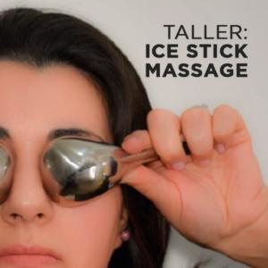 ice-stick. Taller